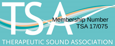 TSA accreditation Sound Therapy