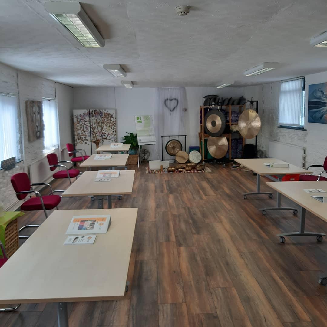 Sound Healing training Course venue
